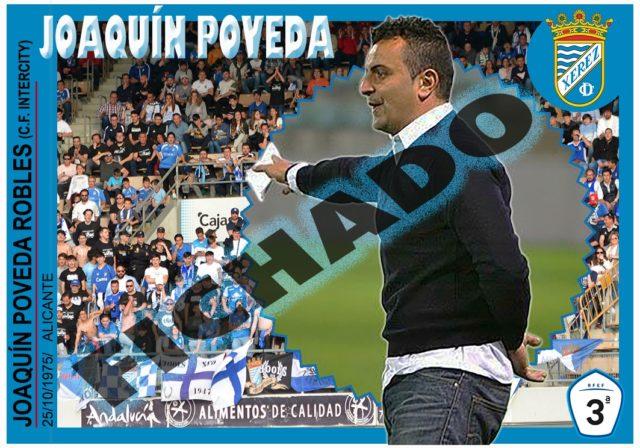 Joaquin Poveda será el entrenador de la próxima temporada
