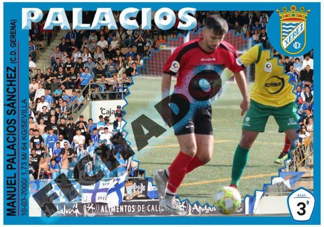 Palacios se convierte en nuevo jugador del Xerez Deprotivo