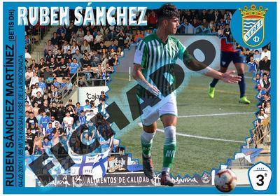 Rubén Sánchez es nuevo jugador del Xerez