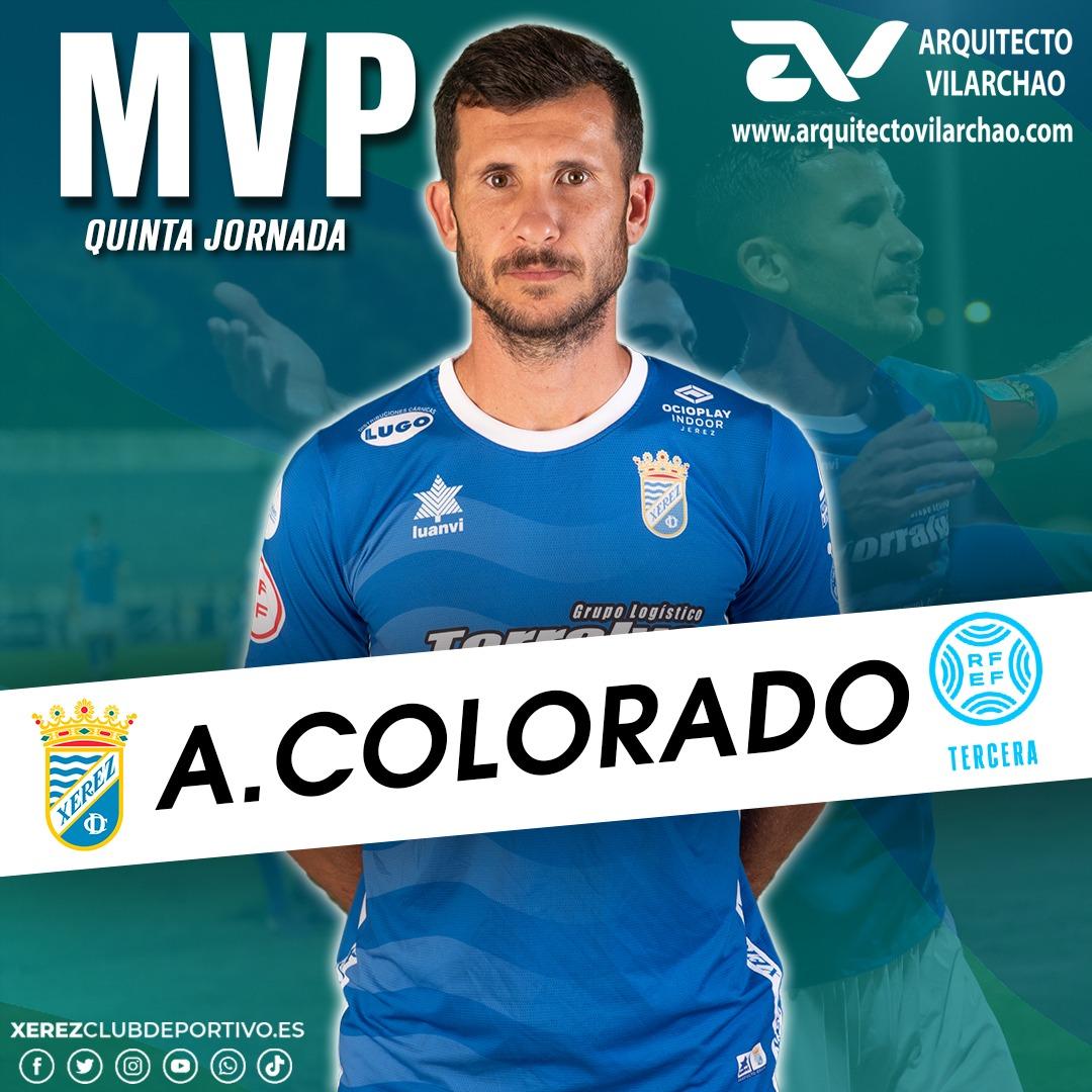 Álex Colorado MVP